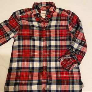 AE red flannel